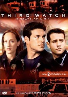 Cover der TV-Serie Third Watch – Einsatz am Limit