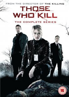 Cover der TV-Serie Those Who Kill