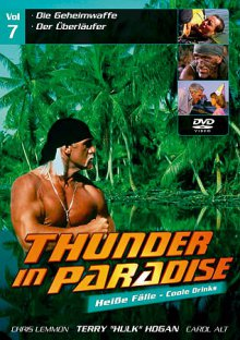 Cover der TV-Serie Thunder in Paradise