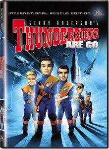 Cover der TV-Serie Thunderbirds Are Go!
