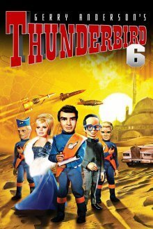 Cover der TV-Serie Thunderbirds