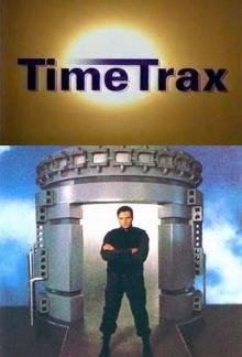 Cover von Time Trax – Zurück in die Zukunft (Serie)