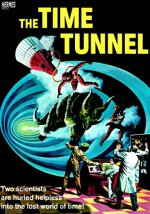 Time Tunnel Serien Cover