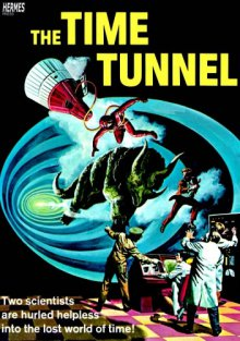 Cover der TV-Serie Time Tunnel