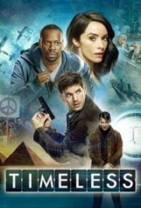 Cover der TV-Serie Timeless