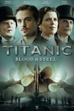 Titanic – Blood and Steel Serien Cover