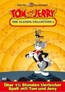 Cover der TV-Serie Tom und Jerry