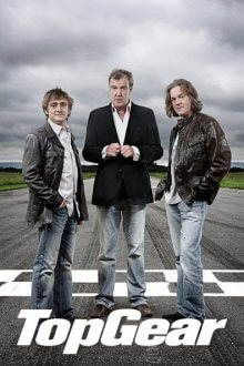 Cover der TV-Serie Top Gear