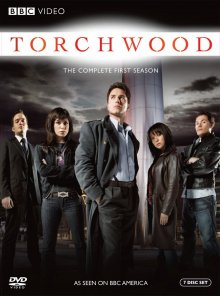 Cover der TV-Serie Torchwood