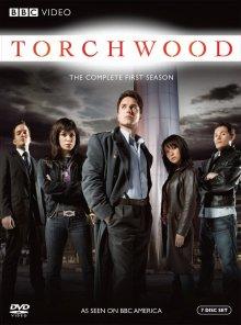 Cover von Torchwood (Serie)