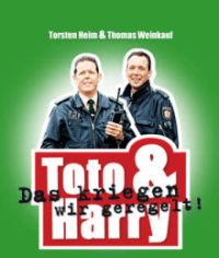 Toto & Harry Serien Cover