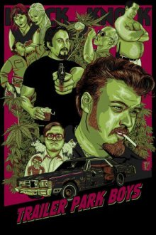 Cover der TV-Serie Trailer Park Boys