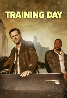 Training Day Serien Cover