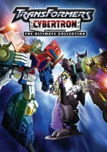 Cover der TV-Serie Transformers: Cybertron