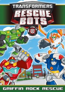 Cover der TV-Serie Transformers: Rescue Bots