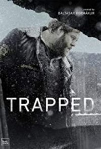 Cover Trapped - Gefangen in Island, Trapped - Gefangen in Island