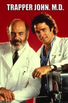 Cover der TV-Serie Trapper John, M.D.