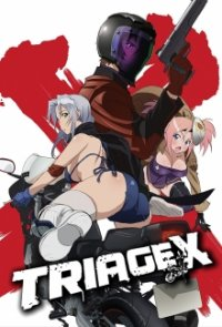 Cover der TV-Serie Triage X