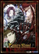 Cover von Trinity Blood