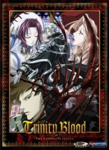 Cover der TV-Serie Trinity Blood
