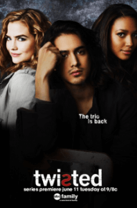 Twisted Serien Cover