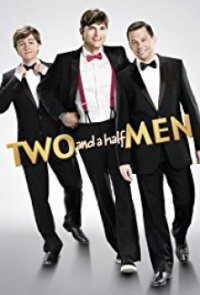 Two and a Half Men Serien Cover