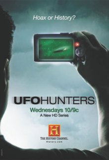 Cover der TV-Serie UFO Hunters