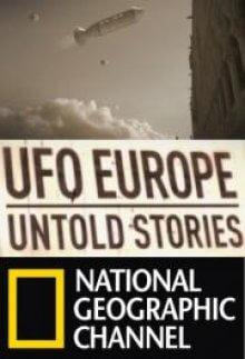 Cover von UFOs über Europa (Serie)