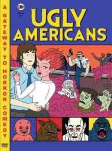 Cover von Ugly Americans (Serie)