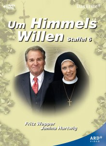 Cover der TV-Serie Um Himmels Willen