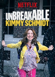 Cover der TV-Serie Unbreakable Kimmy Schmidt