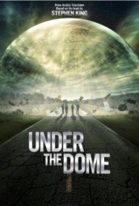 Under the Dome Cover, Poster, Under the Dome DVD