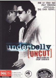 Cover der TV-Serie Underbelly