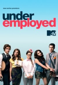 Underemployed Serien Cover