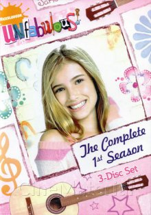 Cover der TV-Serie Unfabulous