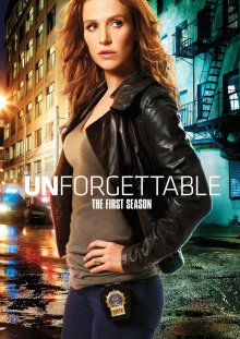 Cover der TV-Serie Unforgettable