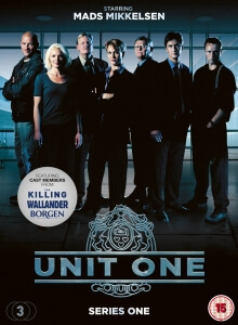Unit One - Die Spezialisten Serien Cover