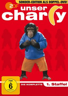 Cover der TV-Serie Unser Charly