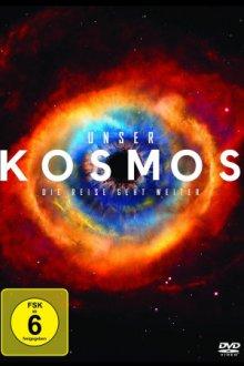 Cover von Unser Kosmos: Die Reise geht weiter (Serie)