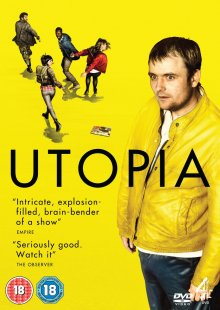 Cover der TV-Serie Utopia