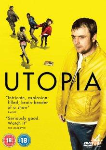 Cover von Utopia (Serie)