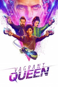 Cover Vagrant Queen, Poster Vagrant Queen
