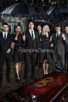 Cover von Vampire Diaries (Serie)