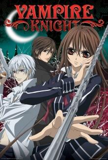 Cover Von Vampire Knight Serie