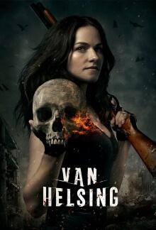Cover von Van Helsing (Serie)