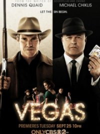 Cover der TV-Serie Vegas