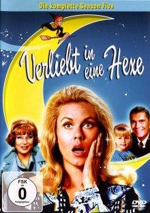 Cover von Verliebt in eine Hexe (Serie)