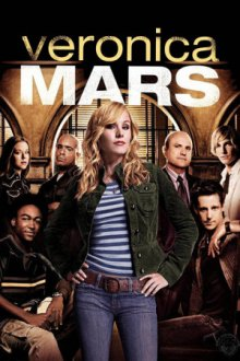 Cover der TV-Serie Veronica Mars