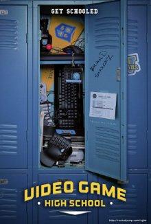 Cover von Video Game High School (Serie)