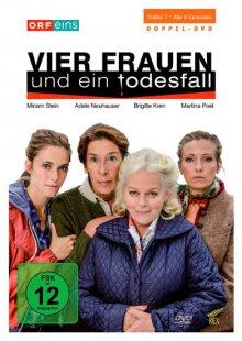 Cover von Vier Frauen und ein Todesfall (Serie)